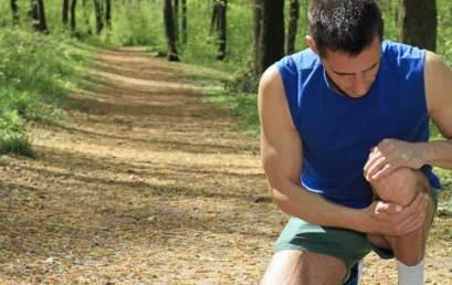 Stress articolare femororotuleo durante la corsa dopo ricostruzione del legamento crociato anteriore