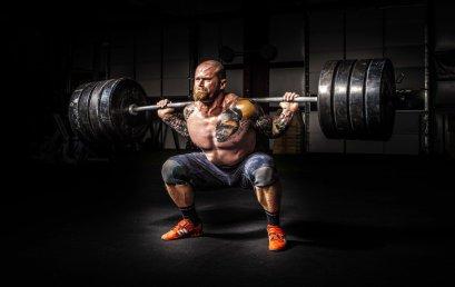 Lo squat come fattore determinante delle prestazioni nel CrossFit