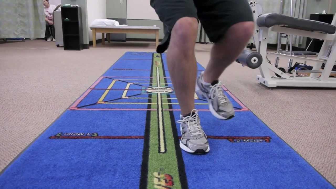 Affidabilità dei test di salto monopodalici in avanti, medialmente e con rotazione