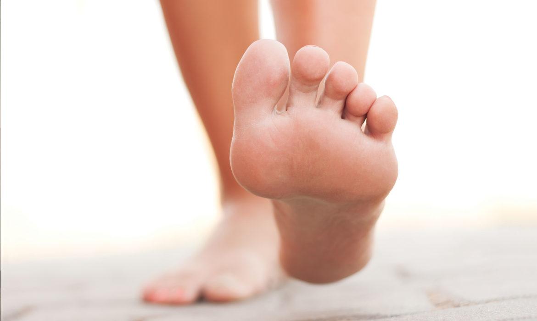 L'arco del piede e l'energia della locomozione umana
