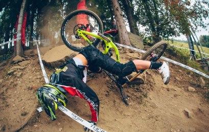 Infortuni in mountain bike durante le Enduro World Series (EWS)