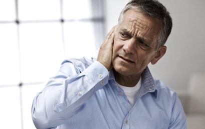 Presenza di acufeni e perdita dell'udito legata all'acufene nei disturbi temporomandibolari