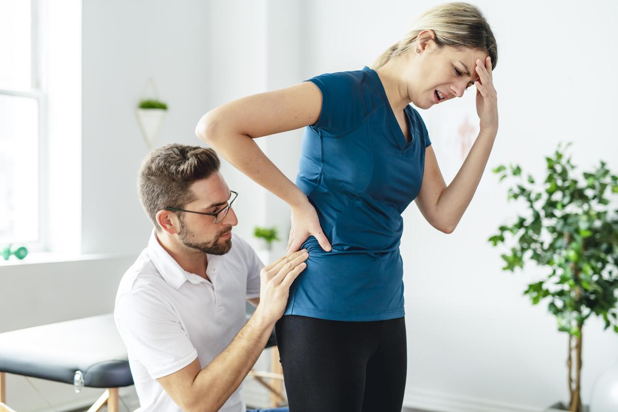 La gestione dell'esercizio terapeutico nei pazienti con dolore cronico