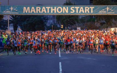 Cosa succede alla colonna lombare dopo una maratona?