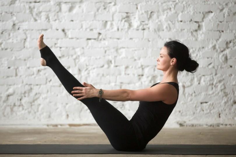 Pilates terapeútica