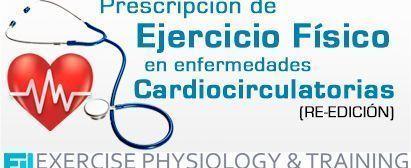 Prescripción ejercicio enfermedades cardiocirculatorias