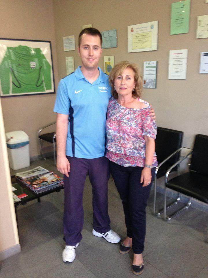 Fisiomuro centro de fisioterapia cumple 2000 clientes