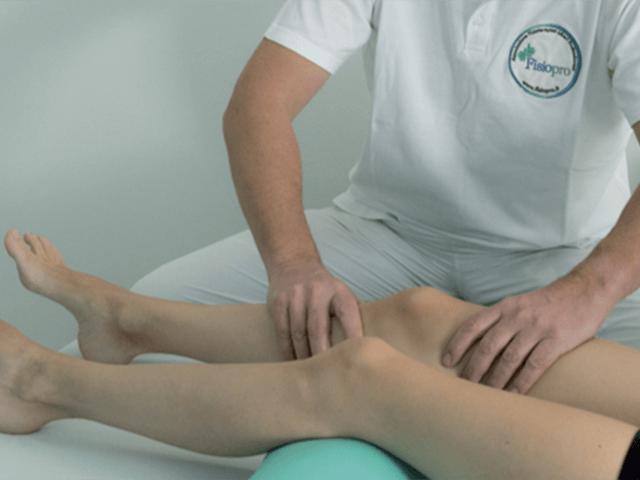 La fisioterapia un aiuto prezioso per la cura delle patologie del ginocchio