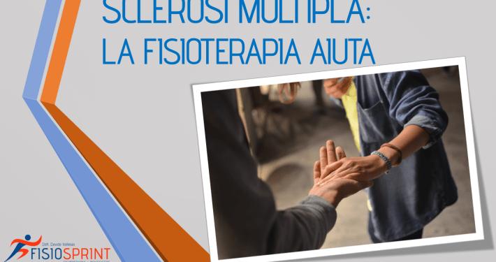 sclerosi multipla fisioterapia