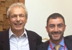 il dott. Emiliano Grossi ed il Prof. Philippe Souchard