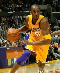 Kobe Bryant Fisioterapia Basket pallacanestro