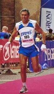 Fisioterapia Per la Corsa podismo maratona saccà carmelo FisioClinic Roma Bergamo