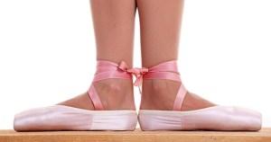 Fisioterapia balletto danza classica dolore ginocchio piede