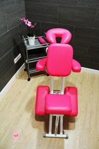 Fisioterapia Bando.  Sala de tratamientos 2