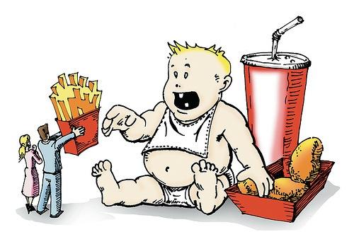 como prevenir la obesidad infantil
