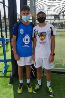 fisioterapialinares-4º Prueba de Pádel del circuito andaluz de menores tenemos campeones-2