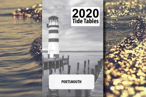 Portsmouth Tide Tables 2020