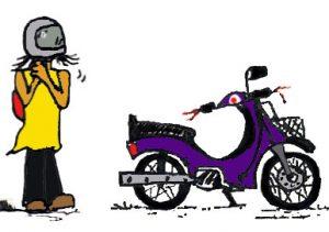 Wandering Angkor Motorbike ride Fissos World