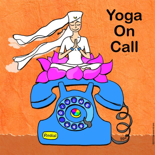 Kundalini Yoga Direct Line to the Divine