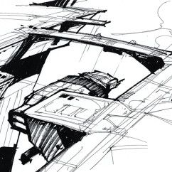 Homeworld Concept Art - Rob Cunningham - Kushan Carrier