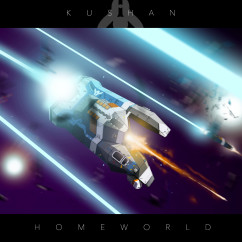 Homeworld Fan Art - FutureFavorite aka Julian Schlottman - Kushan