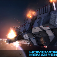 Homeworld Remastered High Res Screenshot PAX South 1
