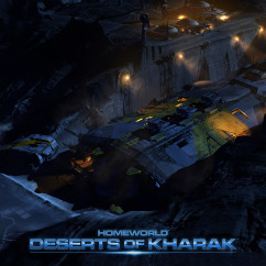 Deserts of Kharak - Screenshot - Boneyard 2 - BBI