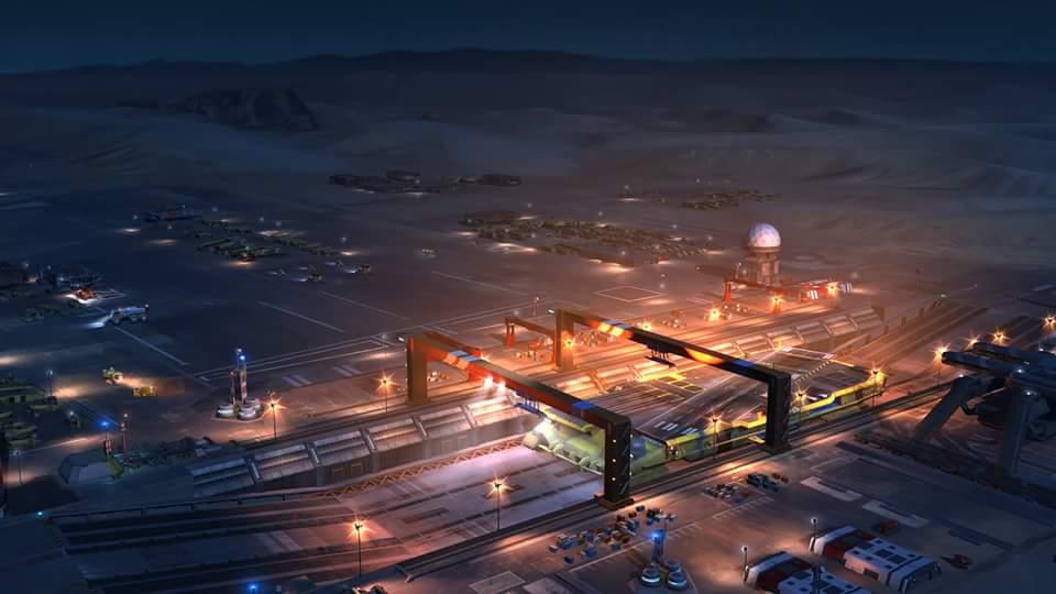 Deserts of Kharak - Screenshot - Carrier - BBI