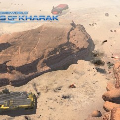 Deserts of Kharak - Screenshot - Carrier in Desert- BBI
