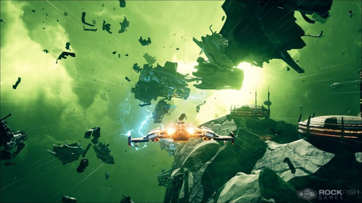 EVERSPACE: The Exclusive Interview - Fists of Heaven