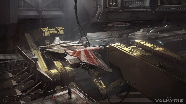 eve valkyrie dropping 2