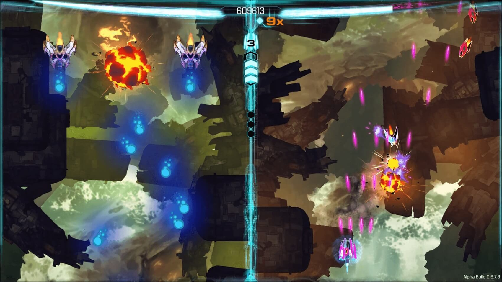 dimension drive bullet hell screenshot 2 (2)