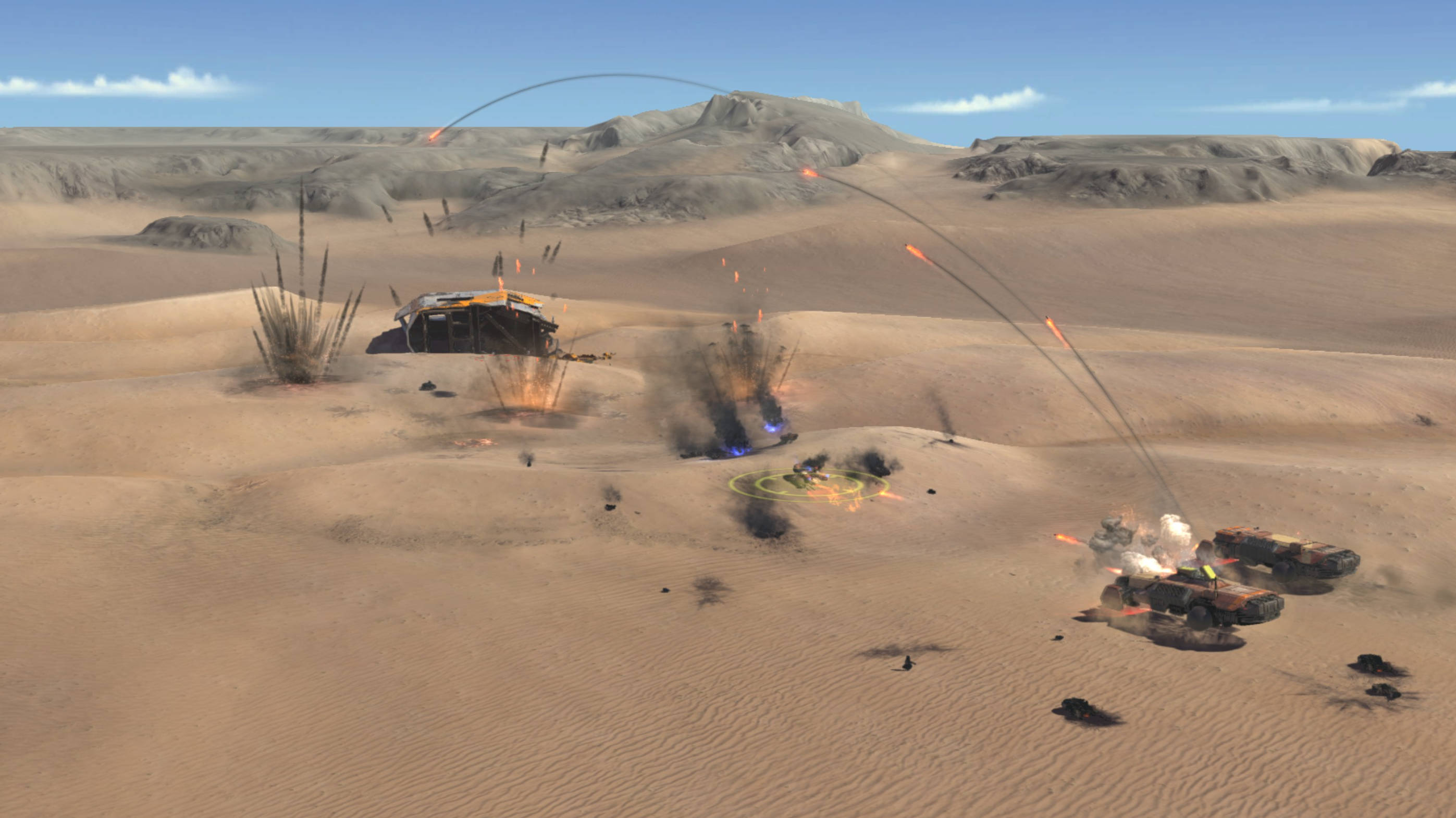 Homeworld Deserts of Kharak Khaaneph Fleet Pack - Siege Cruiser