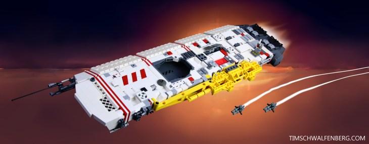 Lego Vaygr Carrier - Tim Schwalfenberg