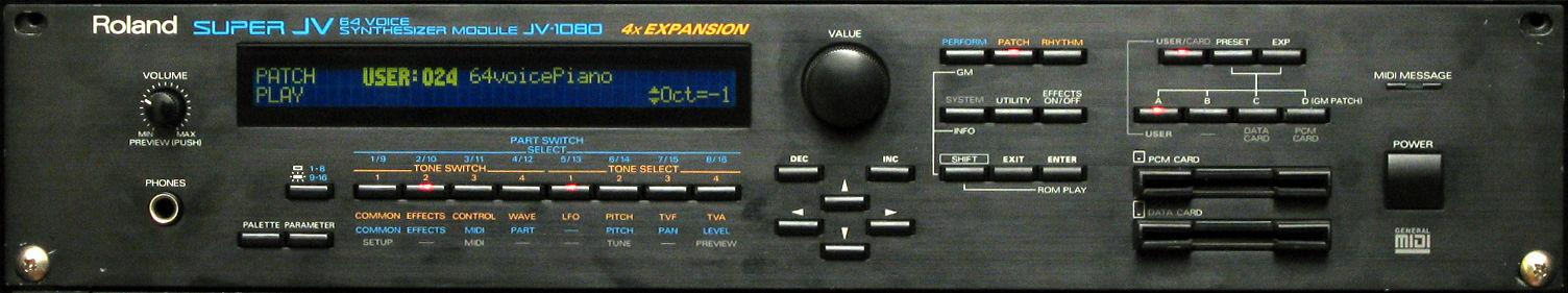Roland JV-1080