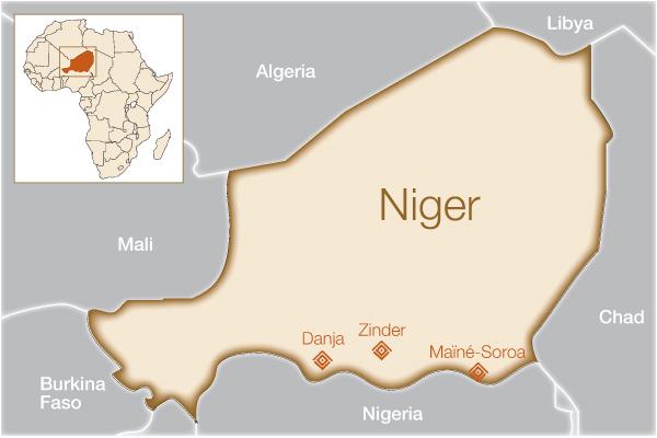 Niger Where We Help Fistula Foundation