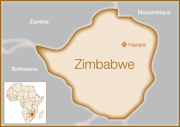 Zimbabwe Where We Help Fistula Foundation - Where is zimbabwe