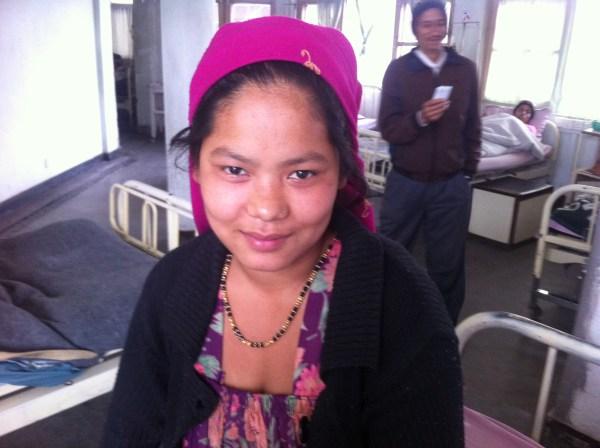 Harka Maya_patient photo_PHECT-Nepal