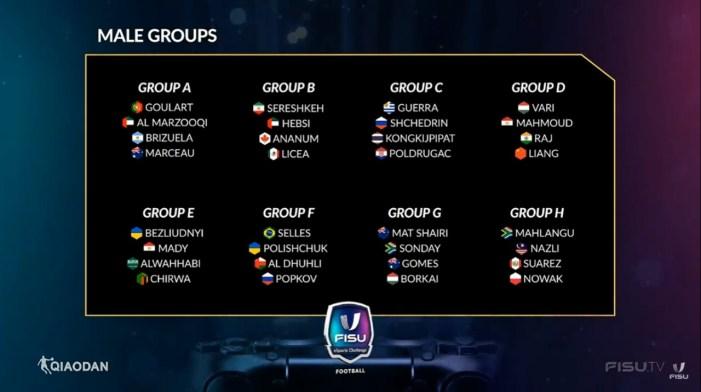 Groups Men