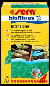 Sera Biofibres -kuitu, hieno, hienosuodatus