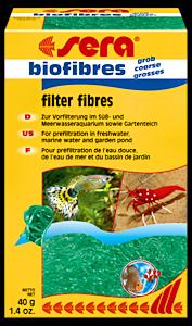 Sera Biofibres karkea suodatuskuitu