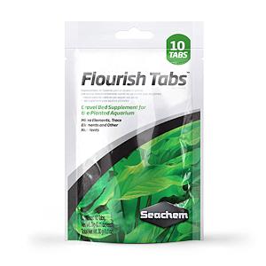 Seachem Flourishtabs 10