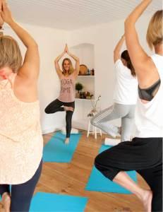 Yoga Marktbreit