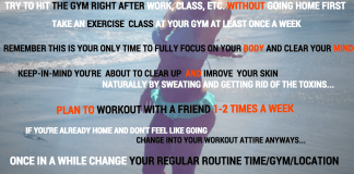 10 Ways To Motivate Yourself to Workout