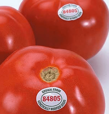 GMO - Label starting with #8