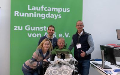 Der 4. Laufcampus Runningday