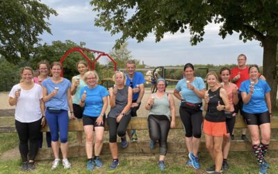 01.08.2020 | Der 1. Athletic Running Kurs