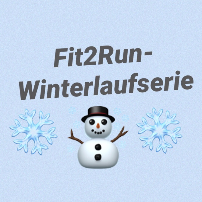 31.01.2021 | Fit2Run-Winterlaufserie Part 1