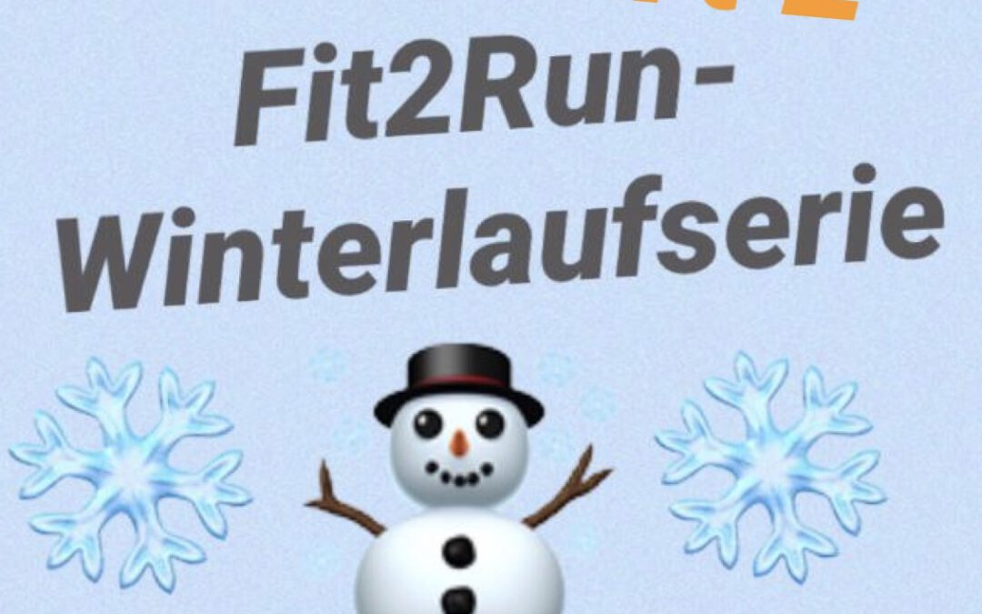 14.02.2021 | Fit2Run-Winterlaufserie Part 2