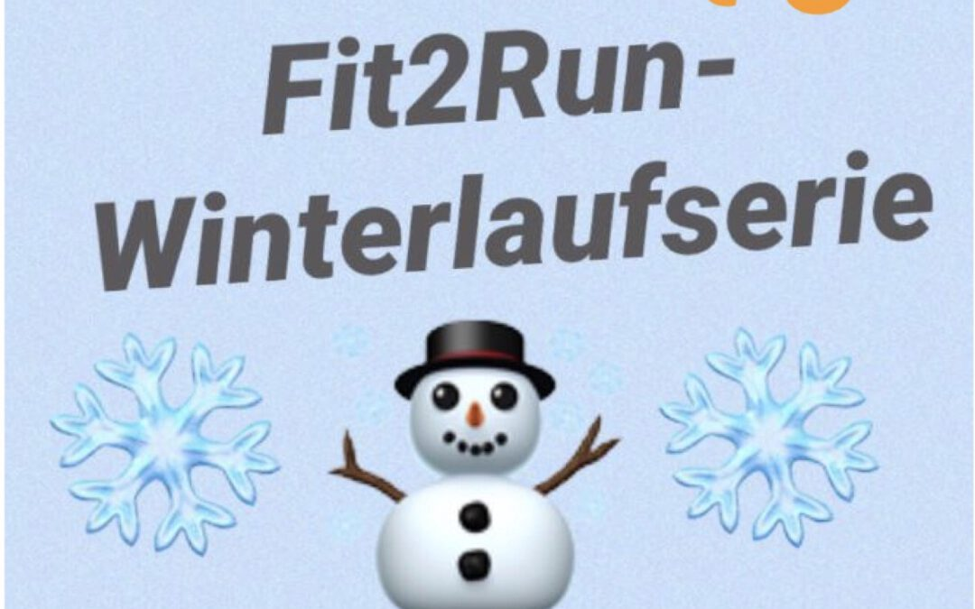 28.02.2021 | Fit2Run-Winterlaufserie Part 3